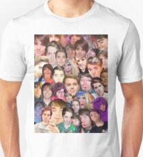 Shane Dawson Collage  T-Shirt