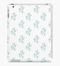 Herb garden iPad Case/Skin