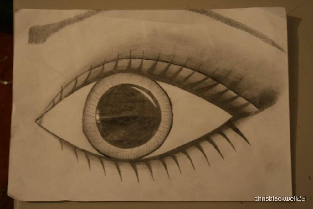 eye eye  by chrisblackwell29