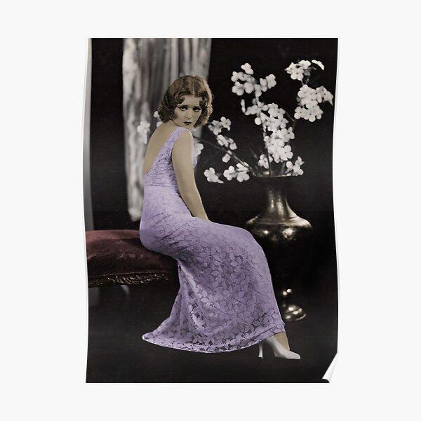 Clara Bow Poster