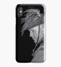 Contemplating Past Sacrifices iPhone Case