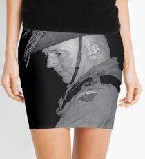 Contemplating Past Sacrifices Mini Skirt