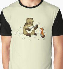 Bear & Fox Graphic T-Shirt