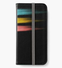 Streaks iPhone Wallet