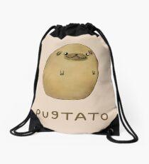 Pugtato Drawstring Bag