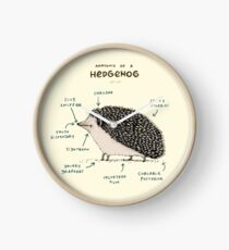 Anatomy of a Hedgehog Clock