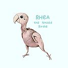 Rhea the Naked Birdie by Sophie Corrigan