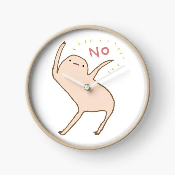 Honest Blob Says No Clock
