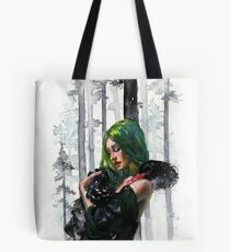Black Swan Feelings Tote Bag