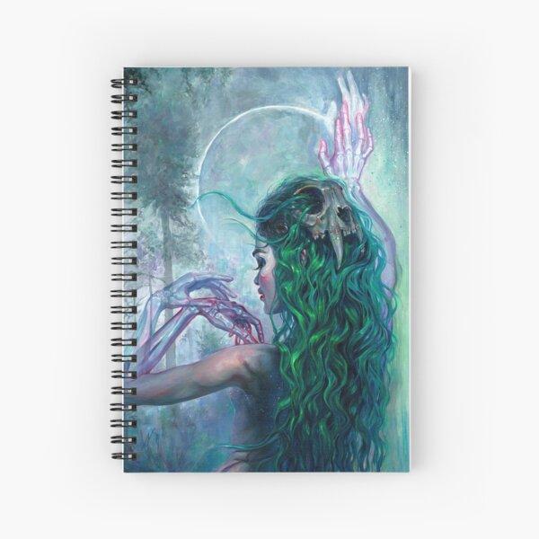 Shaman Bones Spiral Notebook