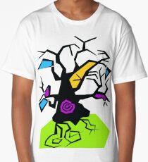 Abstract Tree  Long T-Shirt