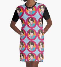 Poly Styrene X Ray Spex Graphic T-Shirt Dress