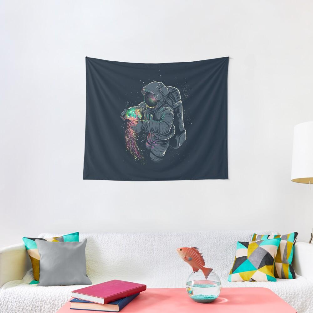 Jellyspace Tapestry