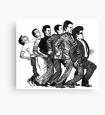 Madness One Step Beyond Canvas Print
