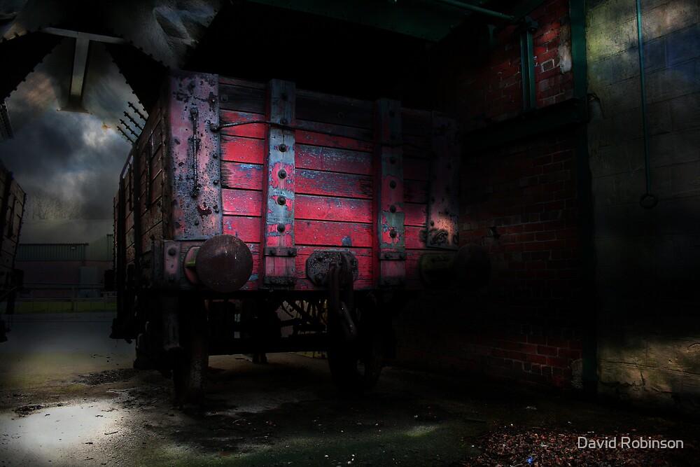 Coal truck 2 by David Robinson
