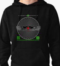 OFFICIAL  BENEFIT MERCH SAHARARA WINGED DISK 11 QR Pullover Hoodie