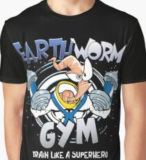 Earthworm Gym Graphic T-Shirt