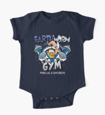 Earthworm Gym One Piece - Short Sleeve