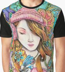 Sonic Nature Graphic T-Shirt