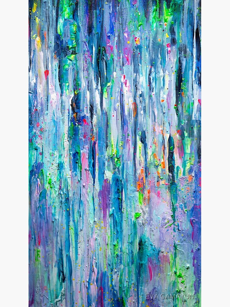 Silver Rain by tanyashatseva