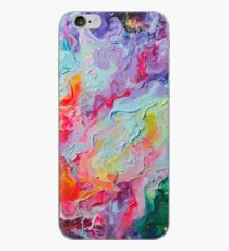 Elements - Spectrum Abstraction iPhone Case