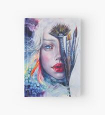 Coralized Hardcover Journal