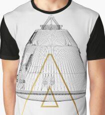 APOLLO 11 Landing module Graphic T-Shirt