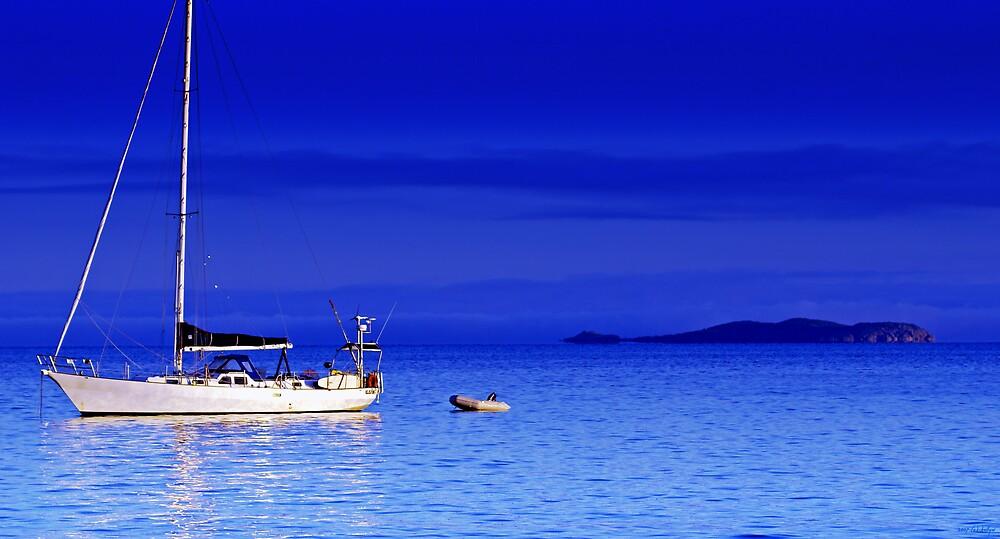 Serene Seas by Holly Kempe