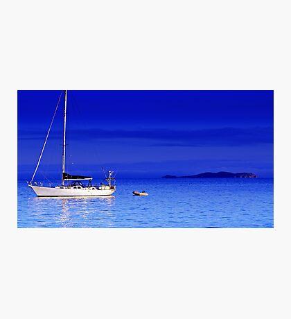 Serene Seas Photographic Print