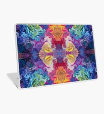 Rainbow Flow Abstraction Laptop Skin