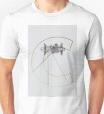 Cassini Unisex T-Shirt