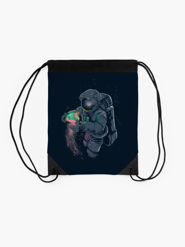 Alternate view of Jellyspace Drawstring Bag
