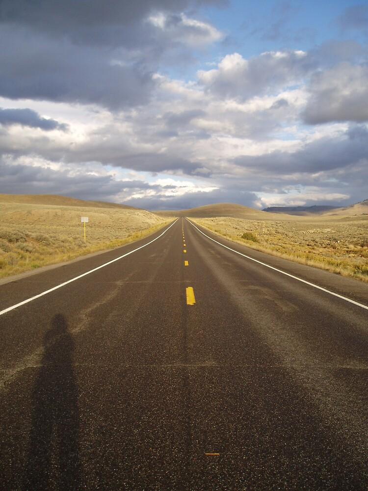 Road Ghost by Kathleen Madrid