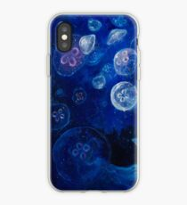 It's Jellyfishing Outside Tonight iPhone Case