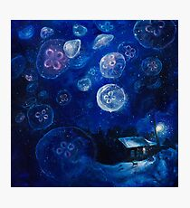 It's Jellyfishing Outside Tonight Photographic Print