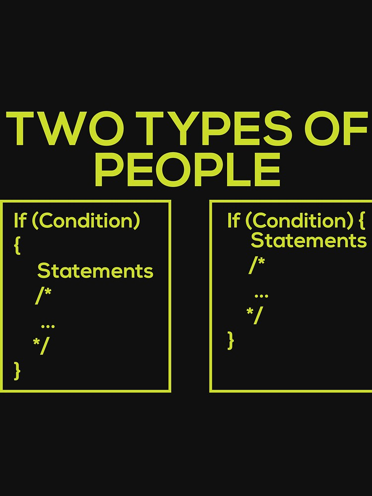 Programming Types of People by bkaric