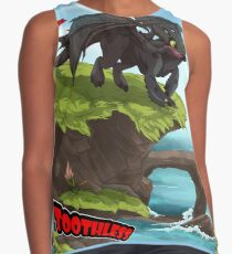 Toothless Contrast Tank