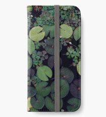 Lily Pads iPhone Wallet/Case/Skin