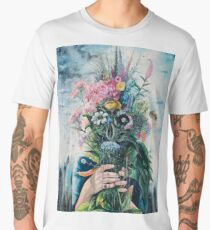 The Last Flowers Men's Premium T-Shirt