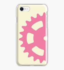 Cog and Roll (pastel) iPhone Case/Skin
