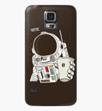 Houston... We have a Coffee!  Case/Skin for Samsung Galaxy