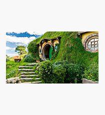 Bag End, Hobbiton, Rotorua, New Zealand Photographic Print