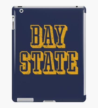 The Bay State - Vintage & Retro iPad Case/Skin