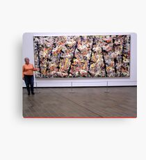Arty works  Canvas Print