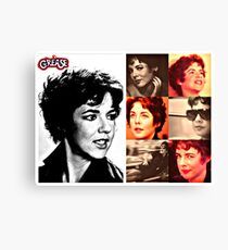 GREASE - RIZZO - COLLAGE #3 Canvas Print