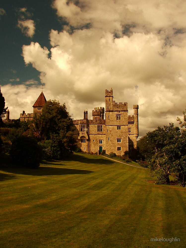 Lismore Castle by mikeloughlin