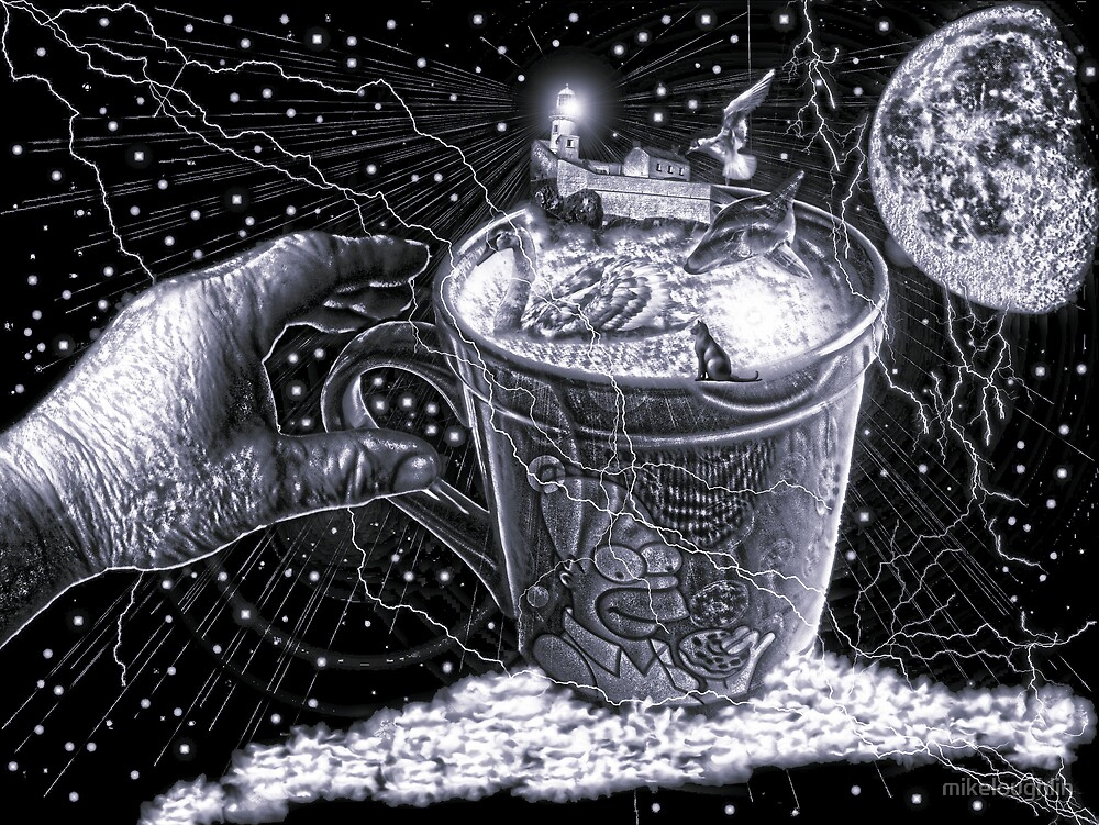 Storm in a coffee cup by mikeloughlin