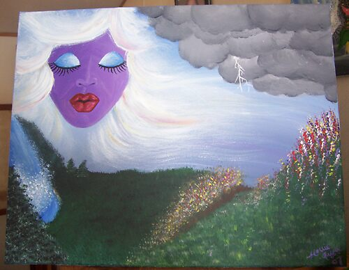 Woman of the Wind by Hollie Leffel