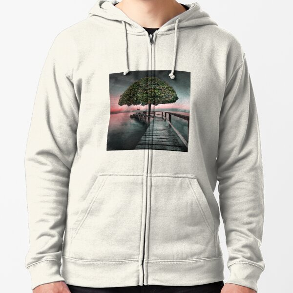 Blind Faith Zipped Hoodie