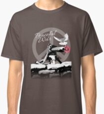 Peaceful War 2 Classic T-Shirt